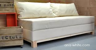 Build Your Own Sofa Sectional Ana White Storage Sofa Diy Projects