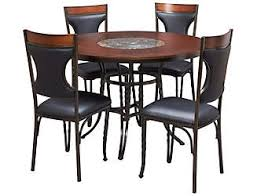Round Dining Table With Armchairs Clearance U0026 Discount Kitchen U0026 Dining Room Furniture Art Van