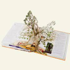 Tree Pop Up Pop Up Book Naturemaker Steel Trees Eco Form