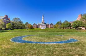 Colby College Campus Map Experience Colby College In Virtual Reality