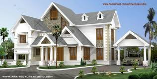 Modern Traditional House 4 Bhk Modern Kerala Traditional House Design By Arkitecture Studio