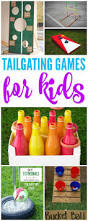 tailgate games for kids or adults football parties and game