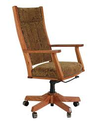 Wooden Desk Chairs With Wheels Design Ideas Wood Office Chair For The Advantages Of Wooden Other Chairs