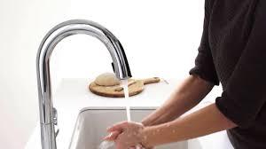 hands free kitchen faucet lowes best faucets decoration