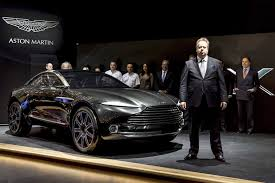 suv aston martin the suv malaise continues aston martin dbx crossover veers off