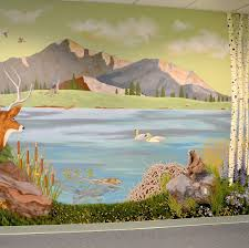 noted mural painter brings her talents to the library the children s section at the cortez library now has wildlife murals on the walls painted by cheryl foley