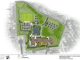 comcast milford ma woodland elementary building project to be presented at