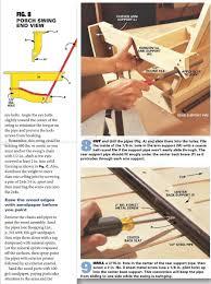 adirondack porch swing plans u2022 woodarchivist