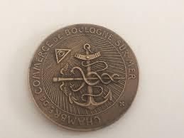 chambre de commerce boulogne sur mer médaille bronze chambre de commerce de dieppe 1907 eur 23 51