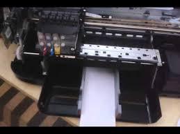 makeup printer teste