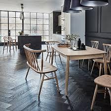 Scandi Dining Table Scandi Scandinavian Style Furniture John Lewis
