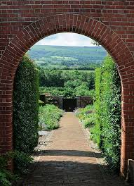 magical walled gardens come back to life telegraph
