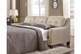 ashley furniture queen sleeper sofa o kean queen sofa sleeper ashley furniture homestore