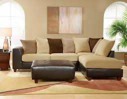 Cheap Sectional Living Room Sets Sectional Living Room Set With Brown Sofa Theme Home Interior