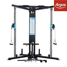 argos gym bench men s health cable cross over home multi gym from the argos shop
