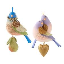 hallmark a partridge in a pear tree and two turtle doves