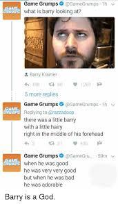Game Grumps Memes - 25 best memes about barry kramer barry kramer memes