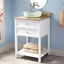 Powder Room Vanity With Vessel Sink 24