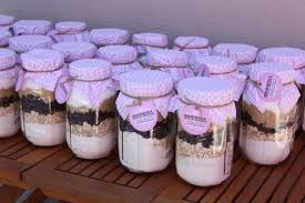party favors for baby showers pink or blue for baby shower jars other colors for