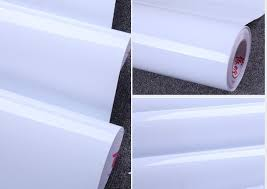 high gloss white paint for kitchen cabinets 10m long 1 2m wide new about 0 25mm home decor high quality gloss