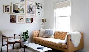 Design A Sofa 7 Tips For Designing A Small Living Space With Homepolish