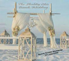 Beach Shabby Chic by Shabby Chic Beach Wedding Beach Dream Weddings Orange Beach