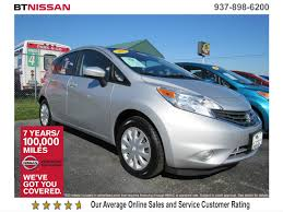 nissan versa warranty 2016 certified pre owned 2016 nissan versa note sv hatchback in