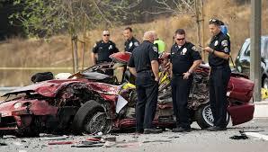 crash on santiago canyon road kills 1 hospitalizes another