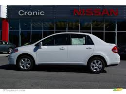 white nissan car car picker white nissan versa