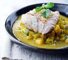 cuisiner dos de cabillaud recette dos de cabillaud aux pêches 750g