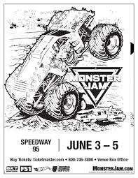 monster truck show maine monster jam comes to bangor me ticket giveaway crafty mama in me