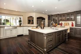 distressed white washed kitchen cabinets how to make look pictures