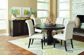 Coaster Dining Room Sets Weber 107280 Dining Table In Smokey Black By Coaster W Options