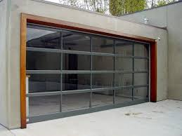 Glass Overhead Garage Doors Glass Garage Doors Residential New Decoration The Facts Of