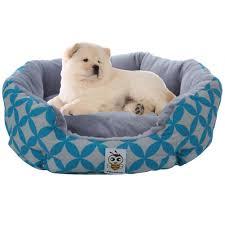 Igloo Dog Bed Nunubee Oval Dog Beds Kennel Pet Nest Cat Pad Waterloo Blue Gray