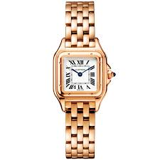 ladies rose gold bracelet watches images Cartier watches for ladies and men at berry 39 s jewellers jpg