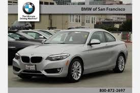 used bmw 2 series for sale in oakland ca edmunds
