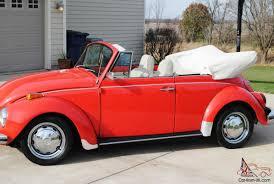 volkswagen old beetle volkswagen classic super beetle convertible fresh restoration