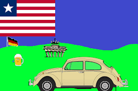 County Flags What If All Countries Had To Use Liberian County Style Flags