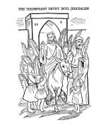 bible easter coloring pages easter coloring pages for church