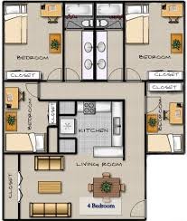 simple floor plan design unique small house plans bedroom with