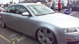 audi with bentley wheels youtube