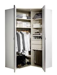 armoire angle chambre placard d angle chambre penderie photos com homewreckr co