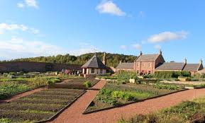 welcome to the fascinating world of the walled kitchen garden