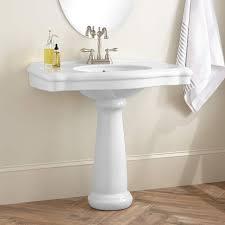pedestal sink bathroom design ideas bathroom sink cool pedestal sinks bathroom design ideas gallery