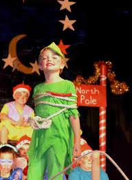 christmas peter pan easy musical play kids perform