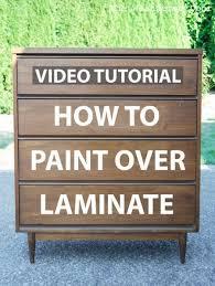 best 25 how to paint laminate ideas on pinterest paint laminate