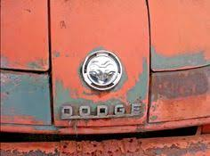 vintage1930 s chrome dodge ram mascot emblem ornament