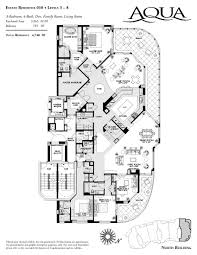Floor Plans Mansions by Aqua Naples At Pelican Isle Floor Plans Google Search Moorings