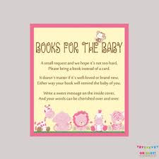book instead of card baby shower poem best baby books instead of cards products on wanelo